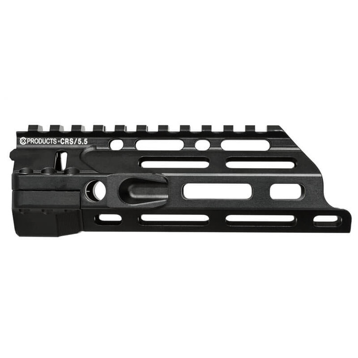 5.5 X Products Cobra Light Weight Free Float Rail System for AR-15