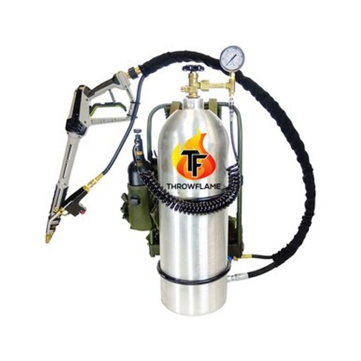 X-15 Civilian legal flamethrower