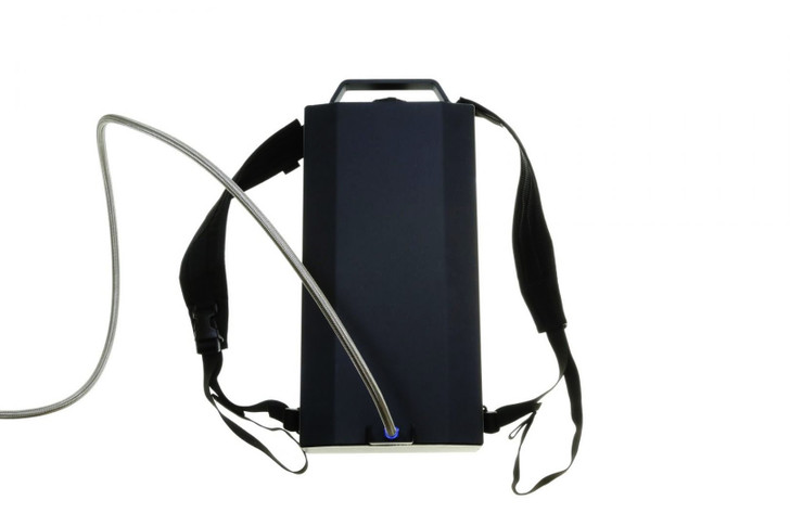 Flame Thrower Back Pack