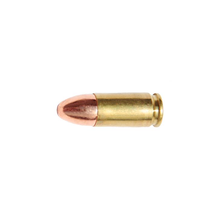 X Products 9x19 9mm 115 Grain bulk ammunition
