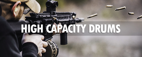high capacity magazines for ar-15 and .308 rifles