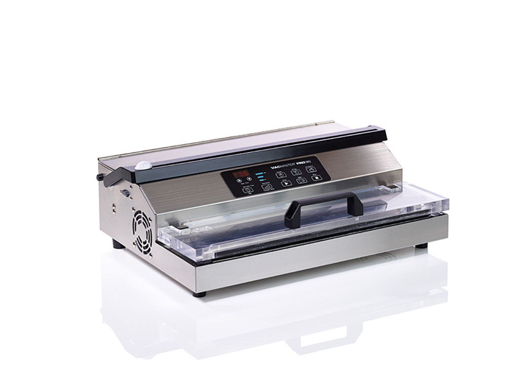 VacMaster PRO380 commercial grade vacuum sealer with longer bar