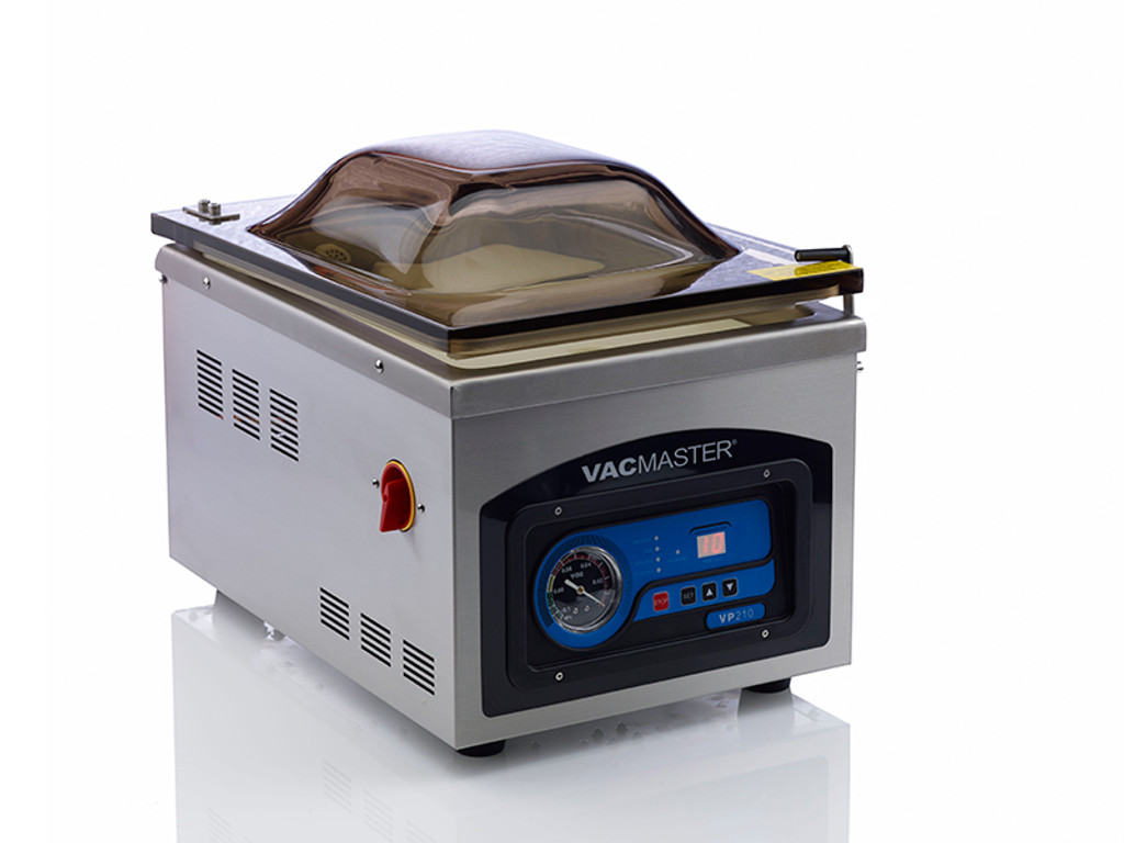 VacMaster VP210 easy-to-use chamber vacuum sealer