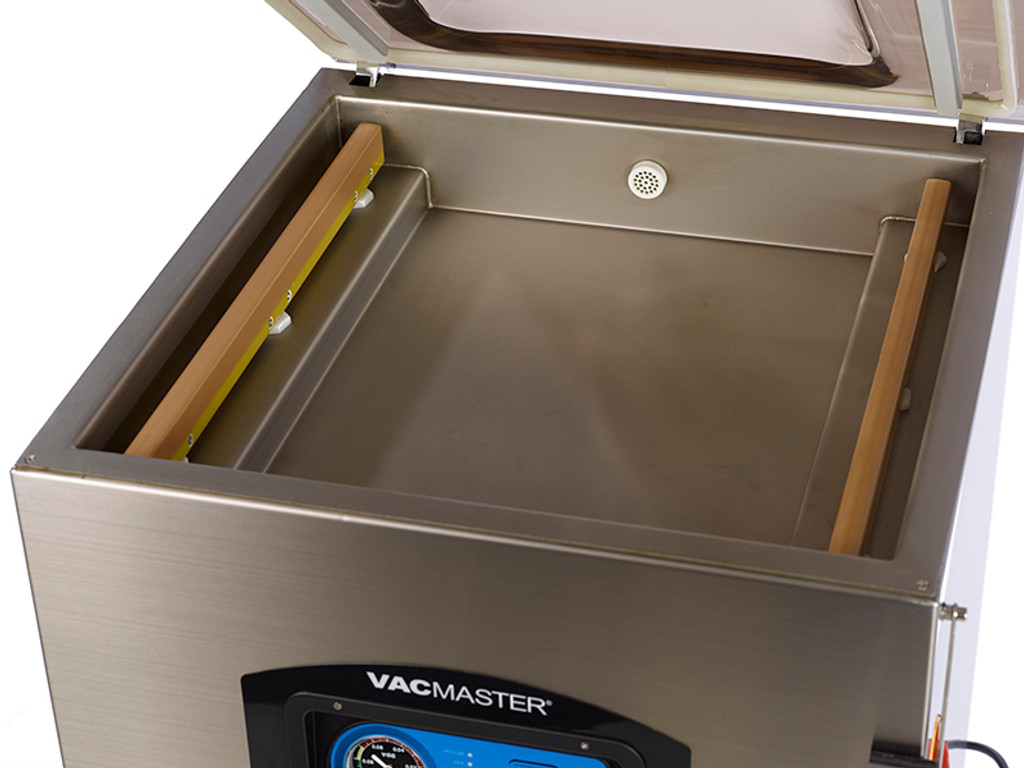 VacMaster VP540 double seal bar vacuum chamber packer