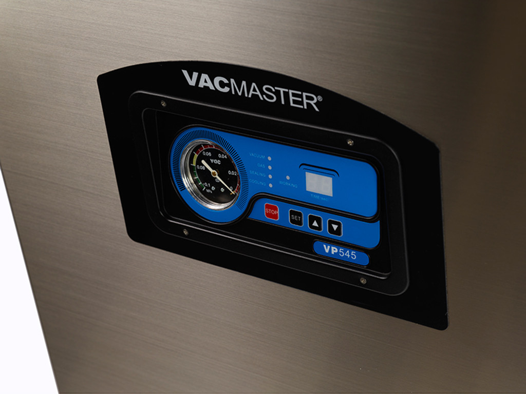 Vacmaster VP545 vacuum packaging chamber machine