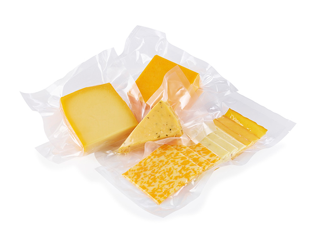 Vacuum Seal Cheeses with VacMaster