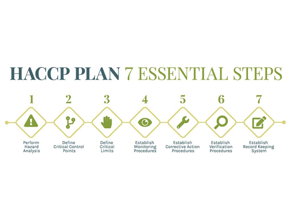 HACCP 7 Essential Steps