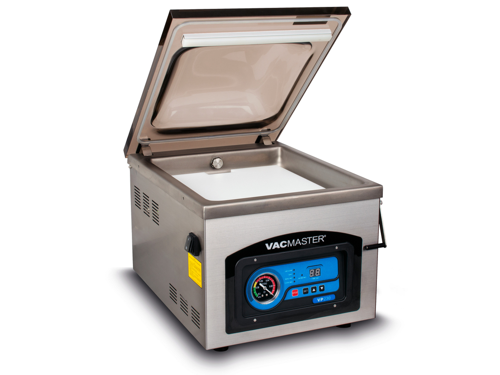 VacMaster VP230 Heavy Duty Chamber Vacuum Sealer Domed Lid