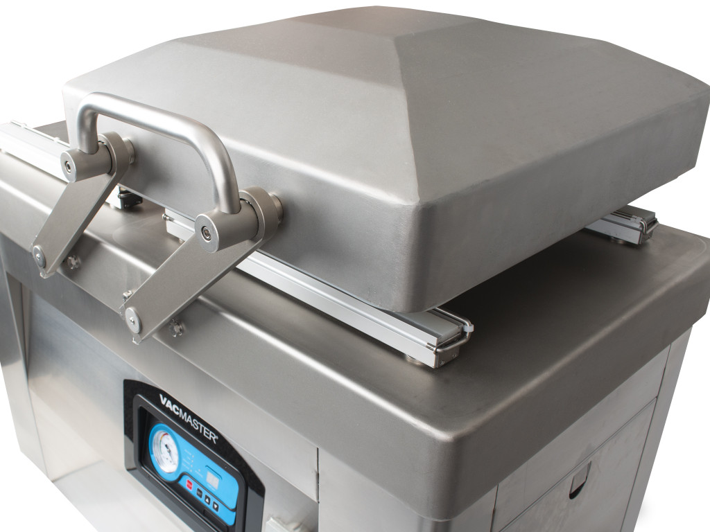 VacMaster VP400 Double Chamber Vacuum Sealer Chamber Lid