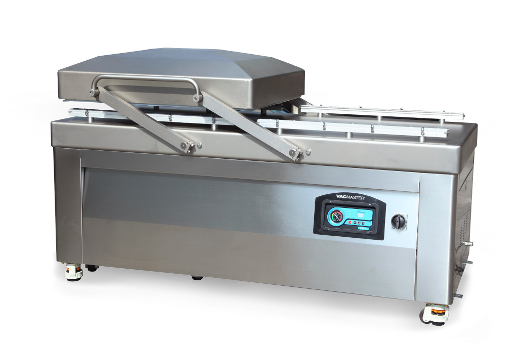 VacMaster VP800 Commercial Double Chamber Vacuum Sealer