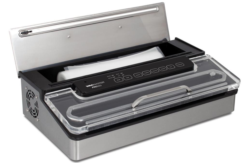 VacMaster PRO360 Suction Sealer Bag Storage