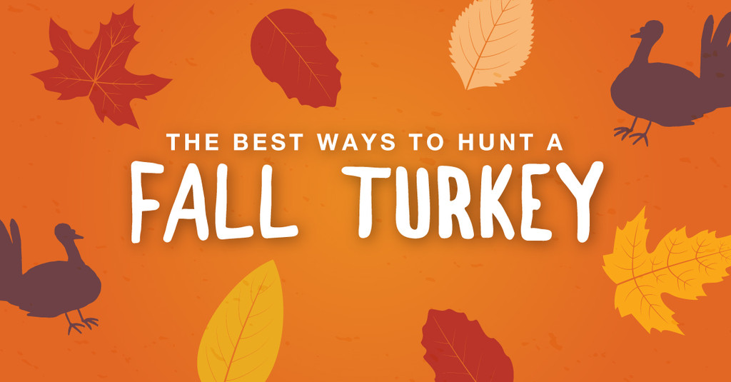 The Best Ways to Hunt a Fall Turkey