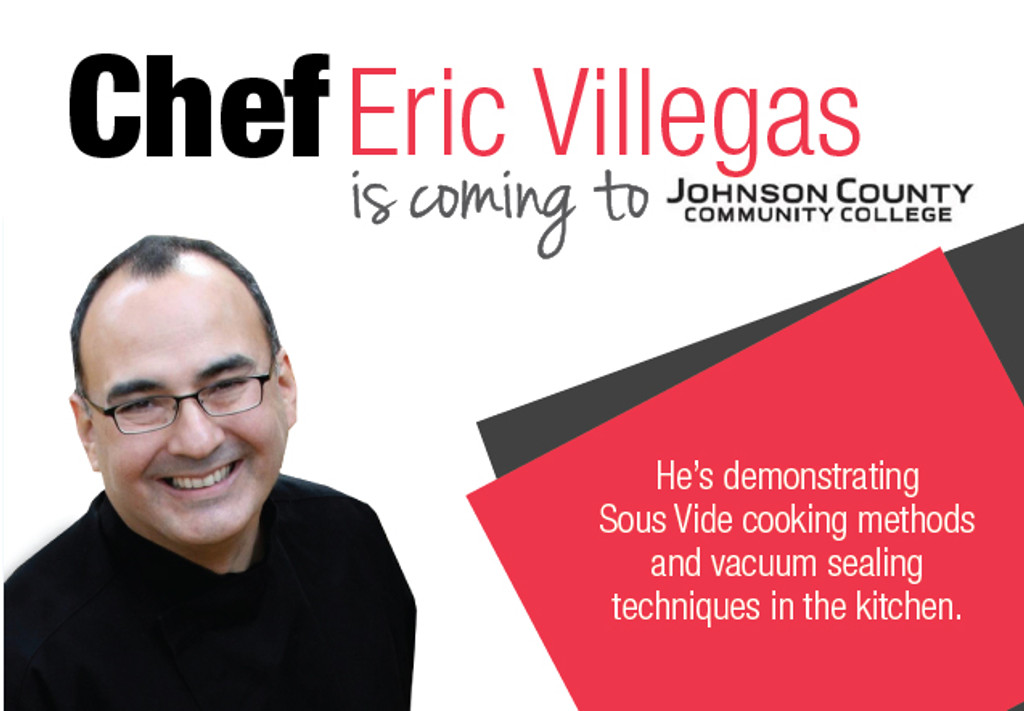Cooking Sous Vide with Chef Eric Villegas in Kansas City