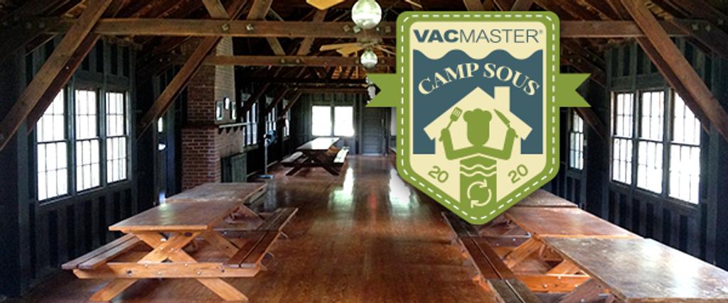 Camp Sous: Week 2 - Sous Vide Chicken Spiedini