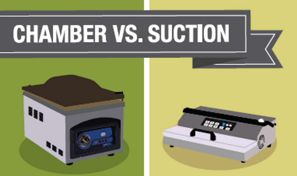 The Difference Between Suction and Chamber Infograph