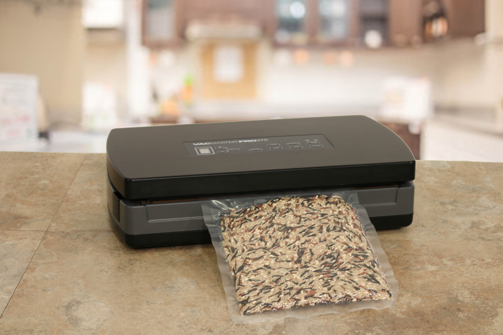 Introducing the All NEW VacMaster PRO275 Suction Vacuum Sealer