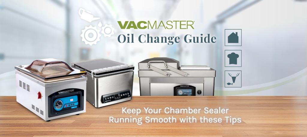 Vacmaster® Oil Change Guide