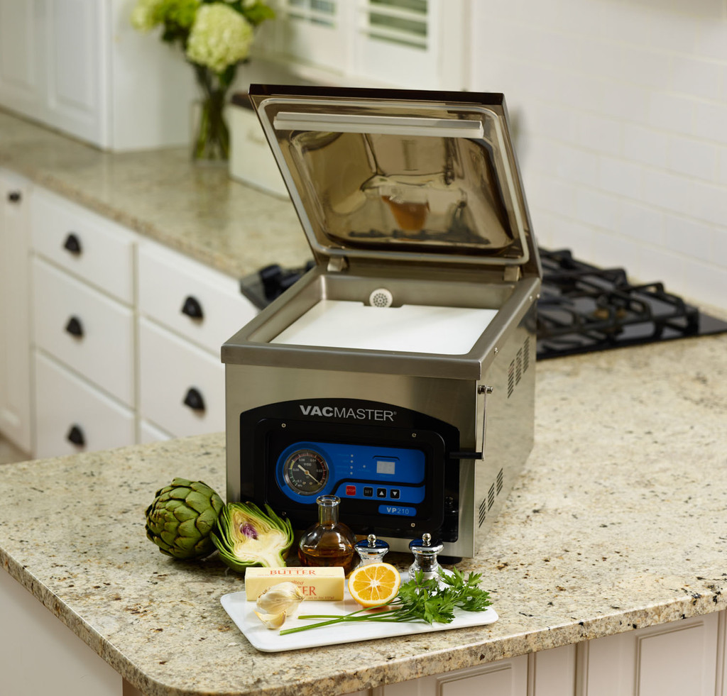 Videos- Operating the VP210 Chamber Vacuum Sealer