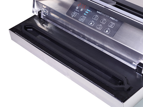 VacMaster PRO380 vacuum packer with extra large seal bar