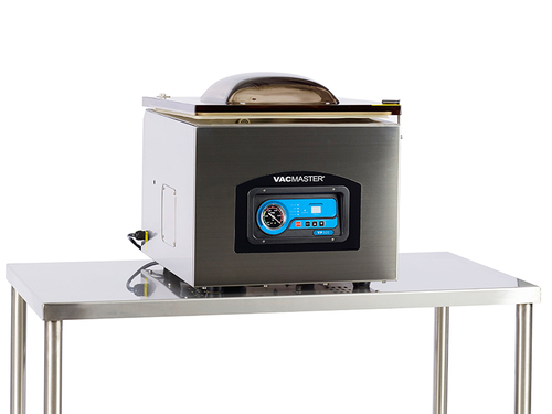 VacMaster VP320 chamber vacuum sealer for professional chefs