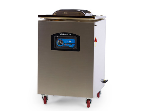 VacMaster VP540 floor model chamber vacuum machine