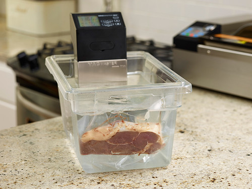 VacMaster 13752 sous vide cooking water tank for immersion circulators