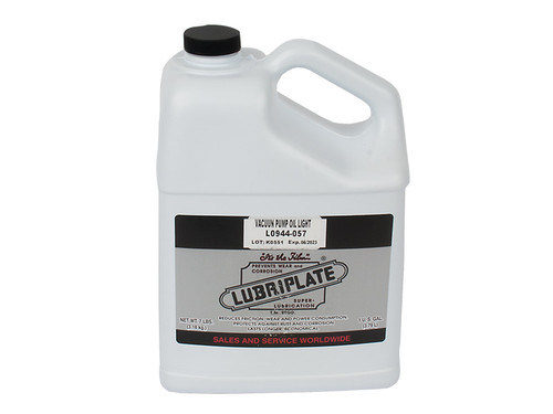 Gallon of Pump Oil for Chamber Machines