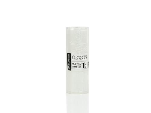 """11.5"""" x 50' Full Mesh Vacuum Seal Roll - 1 Pack -$13.99"""