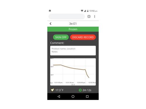 SOUS Dashboard - Status Validation