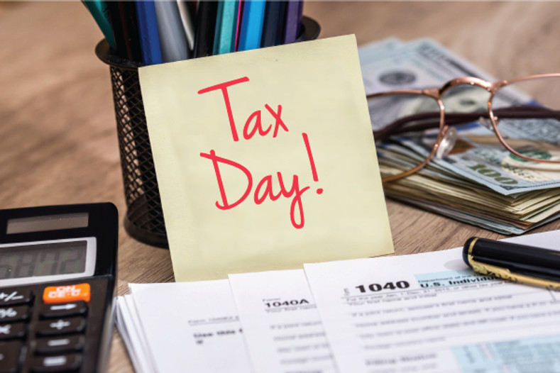 Tax Day with VacMaster