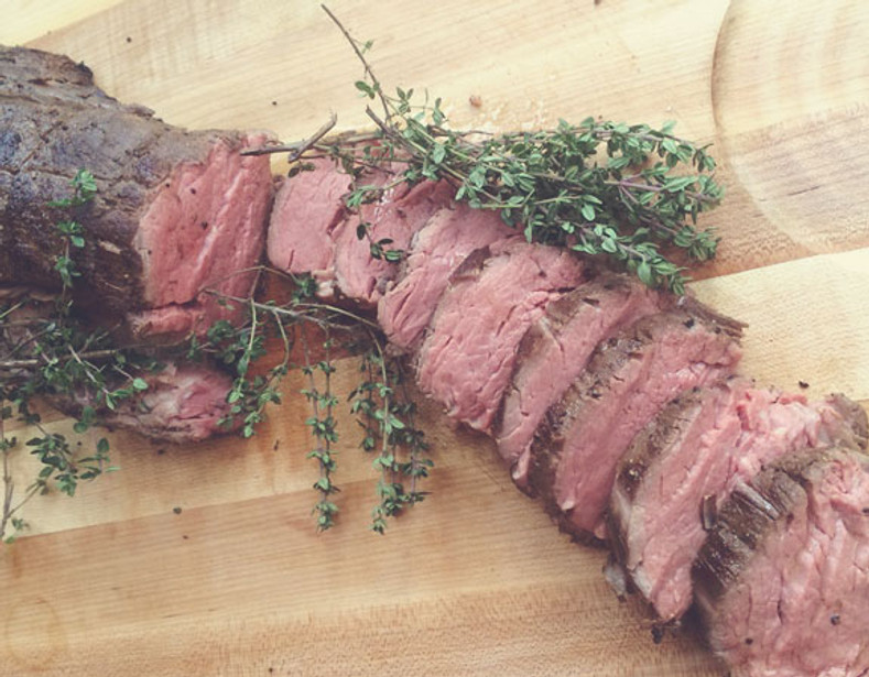 Chef Eric's Beef Tenderloin- Perfect for Sous Vide Cooking!