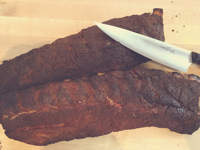 Chef Eric's Best of Both Worlds Sous Vide Baby Back Ribs!