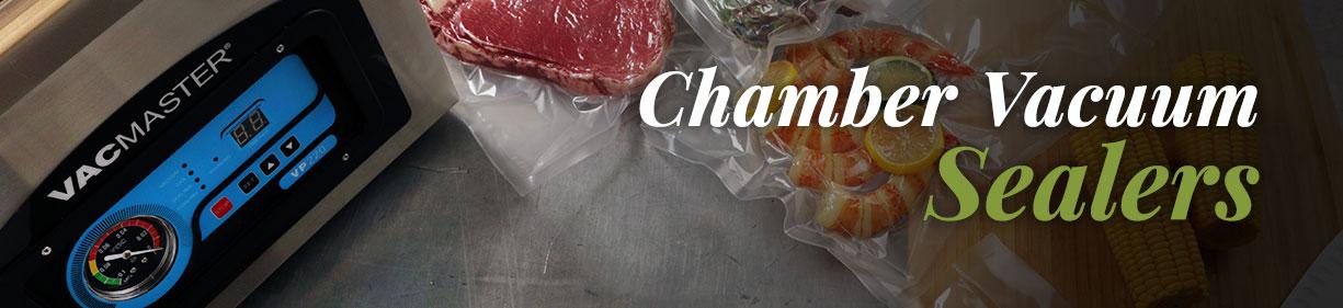 Chamber Vacuum Sealer Lifestyle Image