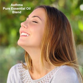 Asthma Blend Pure Essential Oil