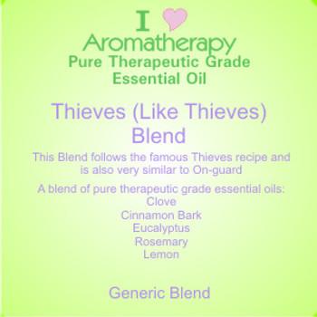 Thieves (Like Thieves) Pure Essential Oil