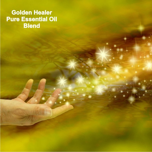 Golden Healer Blend Pure Essential Oil