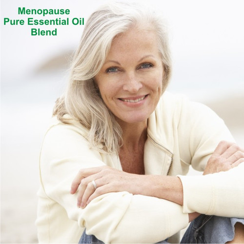 Menopause Blend Pure Essential Oil