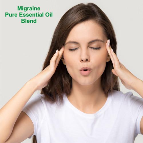 Migraine Blend Pure Essential Oil