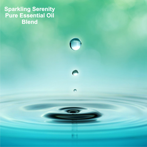 Sparkling Serenity Blend Pure Essential Oil