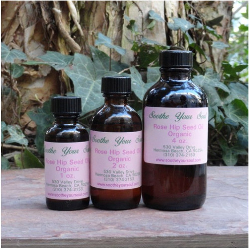 Rose Hip Seed Oil Organic