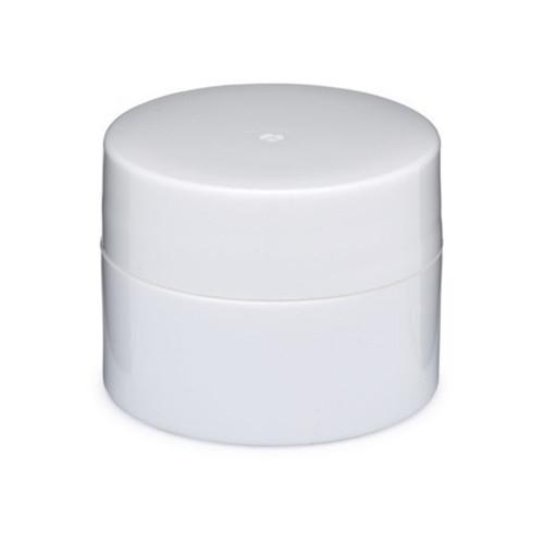 1/4 oz White Lip Balm Jar (33 mm)