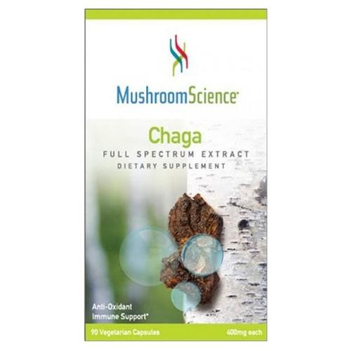 Chaga 90 Caps 300 mg