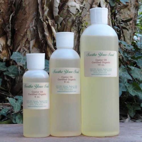 Castor Oil Organic