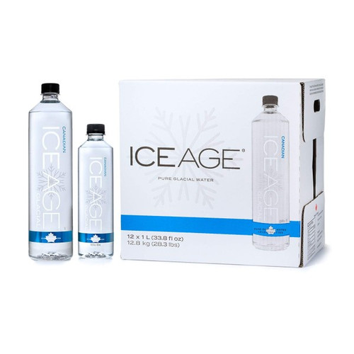 Ice Age Glacial Water - Case
