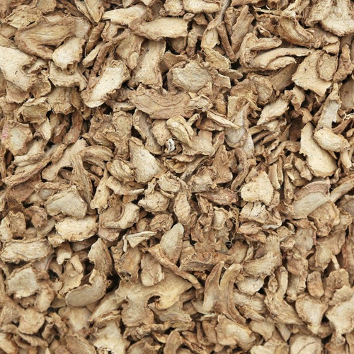Ginger Root Certified Organic Cut 1/4 inch