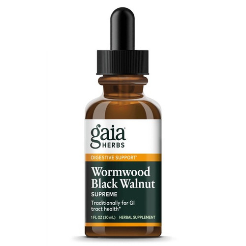 Gaia Herbs Wormwood Black Walnut