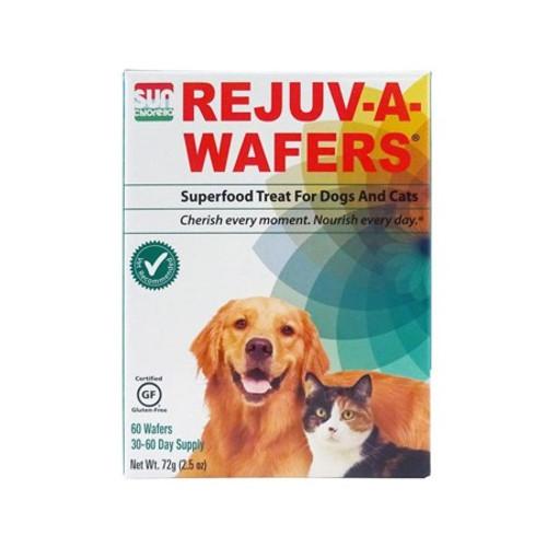 Sun Chlorella Rejuva-A-Wafers