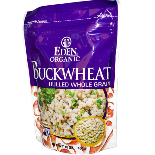 Buckwheat Hulled Whole Grain 16 oz