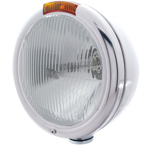 Chrome Peterbuild Head Light (EA)