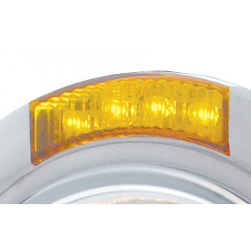 PETERBUILT TURNSIGNAL LED UPGRADE - AMBER